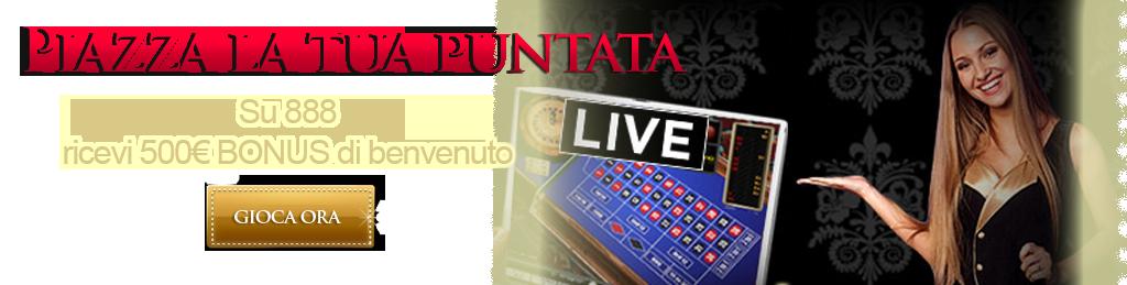 casino online italiani sizlling hot